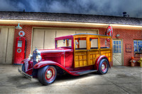 """30"" Ford  Woodie Shoot"