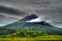 Arenal Volcano 2012